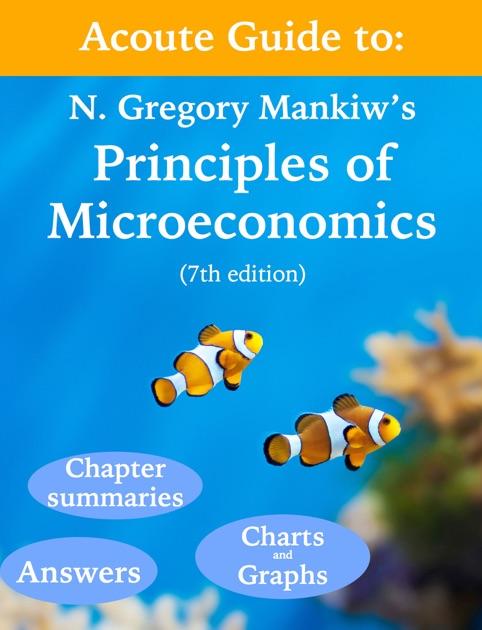 principles of microeconomics 7th edition pdf mankiw