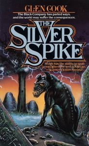 The Silver Spike Book Cover