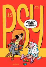 Les Psy - Tome 1 - QUEL EST VOTRE PROBLEME ?