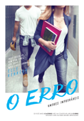 O erro Book Cover