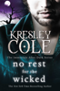 Kresley Cole - No Rest for the Wicked artwork