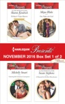 Harlequin Presents November 2016 - Box Set 1 Of 2