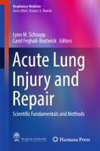 Acute Lung Injury And Repair