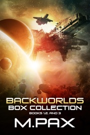 Backworlds Box Collection Books 1 2 And 3