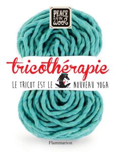 Tricothérapie La couverture du livre martien