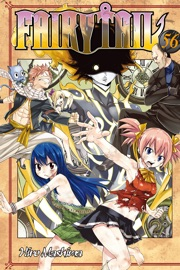 FAIRY TAIL VOLUME 56