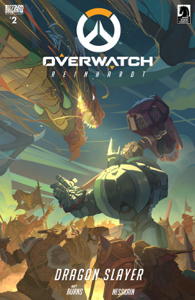 Overwatch#2 Book Review