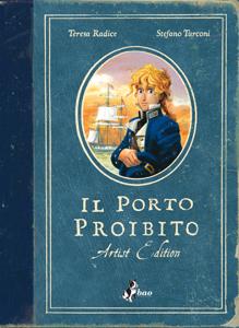 Il Porto Proibito – Artist Edition Copertina del libro
