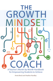 The Growth Mindset Coach book