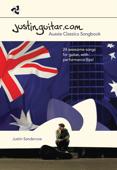 Justinguitar.com Aussie Classics Songbook Book Cover