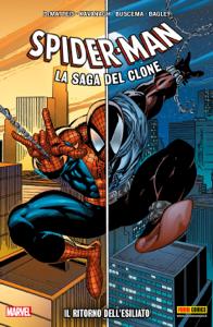 Spider-Man La saga del clone 1 (Marvel Collection) Copertina del libro