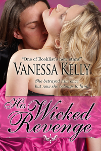 His Wicked Revenge Book Cover