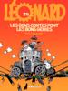 Léonard - tome 29 - Les bons contes font les bons génies - Turk & Bob de Groot