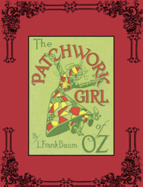 The Patchwork Girl of Oz book