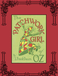 The Patchwork Girl of Oz Summary
