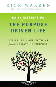 Daily Inspiration for the Purpose Driven Life ebook