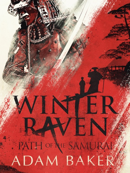 Winter Raven - Adam Baker book cover