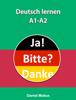 Daniel Makus - Deutsch lernen A1-A2 ilustración