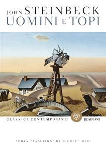 Uomini e topi Copertina del libro