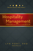 Hospitality Management Book Cover