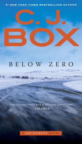 C. J. Box - Below Zero