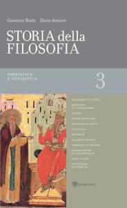 Storia della filosofia - Volume 3 Libro Cover