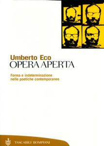 Opera aperta Libro Cover