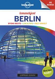 Berlin Lonely Planet Lommekjent book