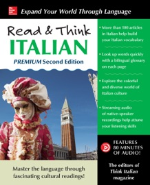 READ & THINK ITALIAN, PREMIUM 2ND EDITION