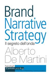 Brand Narrative Strategy Copertina del libro