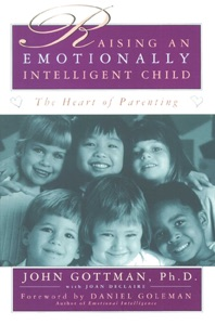 Raising An Emotionally Intelligent Child Book Cover