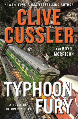 Clive Cussler & Boyd Morrison - Typhoon Fury