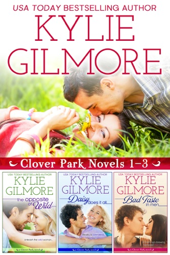 Clover Park Boxed Set Books 1-3 - Kylie Gilmore - Kylie Gilmore