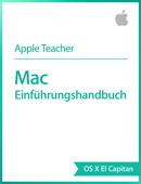 Mac – Einführungshandbuch OS X El Capitan