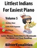 Littlest Indians For Easiest Piano Volume 5