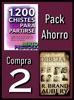 Pack Ahorro, Compra 2: 1200 Chistes para partirse, de Berto Pedrosa & Aprende a dibujar en una hora, de R. Brand Aubery