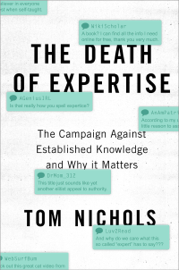 The Death of Expertise book