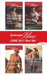 Harlequin Blaze June 2017 Box Set