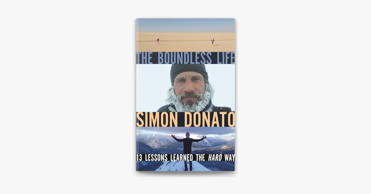 The Boundless Life - Simon Donato