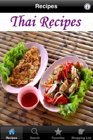 Thai Recipes (Cookbook)