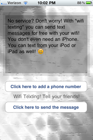 Wifi Texting review screenshots