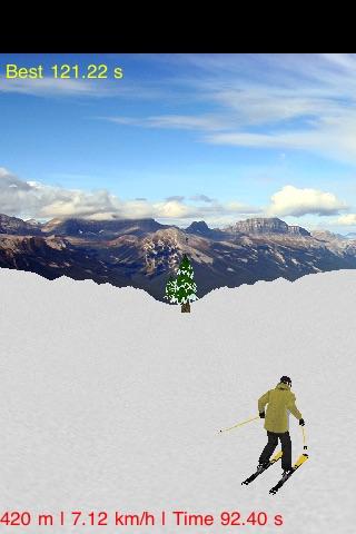 Alpine Ski 3D screenshot-3