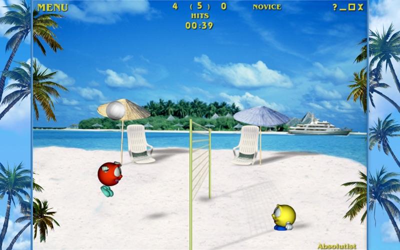 Volley Balley screenshot 3