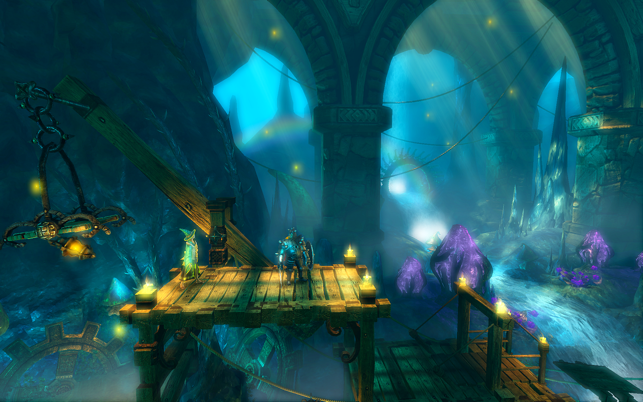 ‎Trine Screenshot