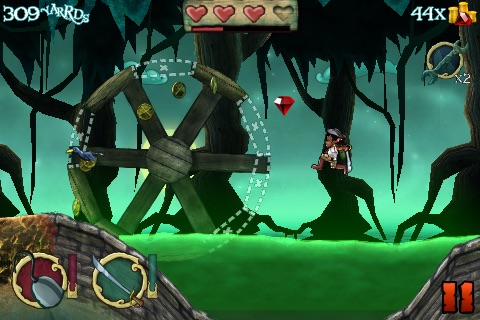 Wheeler's Treasure Screenshot