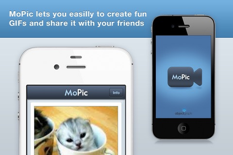 MoPic - Video Animation GIF Creator