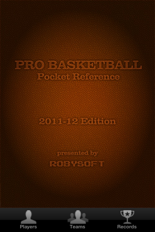 Pro Basketball Pocket Reference