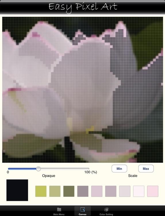 Easy Pixel Art