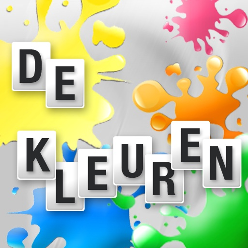 My first Dutch words: Colors