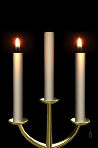 Flame of candle screenshot-1
